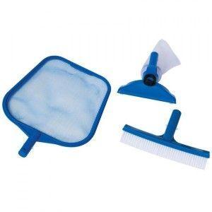 Intex Kit d'accessoires de base pour entretien de piscine