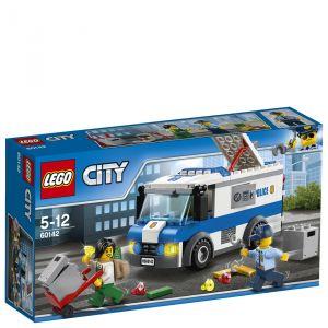 Lego 60142 - City : Le convoyeur de fond