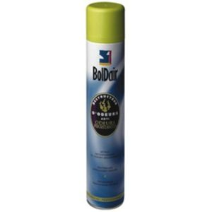 Boldair Destructeur d'odeurs aérosol 750 ml odeurs persistantes