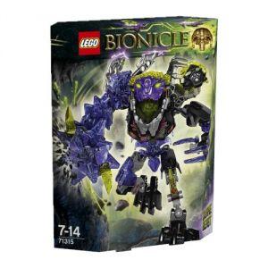 Lego 71315 - Bionicle : La bête du séisme
