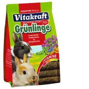 Vitakraft Greenies lapins nains 60 g