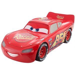 Mattel Cars FDD55 Disney Cars 3 - Flash McQueen - Lumières & Sons - Echelle 1/21