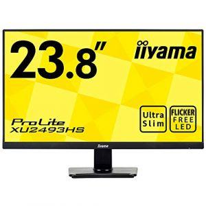 iiyama ProLite XU2493HS-B1 23.8 Full HD LED