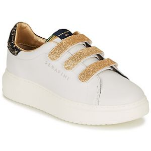 Serafini Baskets basses J.CONNORS blanc - Taille 36,37,38,39,40,41
