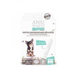 Anju Beauté Paris Pipette insectifuge pour petit chien x 3