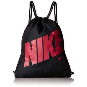Nike Sacs à cordon Gymsack Gfx - Black / Black / Rush Pink - Taille One Size