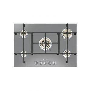 Smeg PVB750 - Table de cuisson gaz 5 foyers