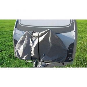 Midland Bâche de protection vélos pour caravane 972043 pour 2 vélos