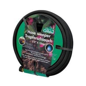 Bio green Tuyau micro poreux 15 m
