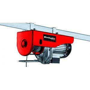 Einhell Palan TC EH 500 (Capacité de charge 500 kg, 230 V, 1000 W, hauteur de levage 11,5 m, Fil de 12 m)