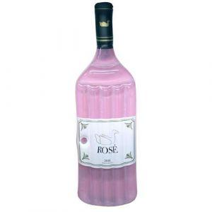 Swimline Bouteille de rosé gonflable pour piscine