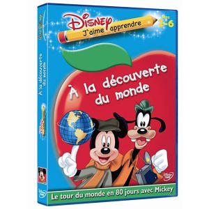 A la découverte du Monde : le tour du monde en 80 jours avec Mickey