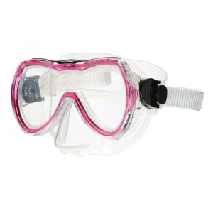 Masque plongee mask aqua tech mid fush