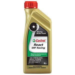 Castrol SRF Racing React - Liquide de Frein Auto 1L