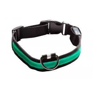Eyenimal Collier lumineux pour chien light collar XL