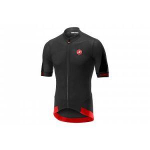Castelli 4517018, Maillot manches courtes Homme XL Noir