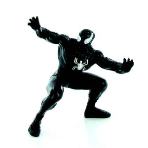 Comansi Mini figurine Black Spider-Man 7 cm