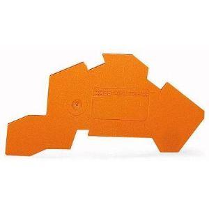 Wago 775-325 - Plaque d'extrémité Contenu: 100 pc(s)