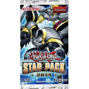 Konami Yu-Gi-Oh! Pack Etoile 2014