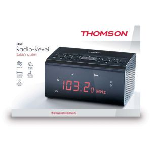Thomson CR50 - Radio réveil