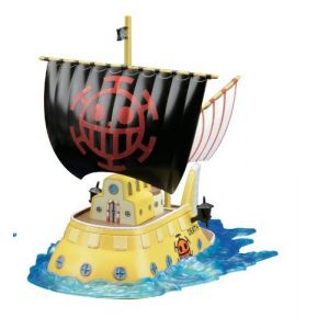 One Piece Figurine Maquette Navire Trafalgar Law Submarine