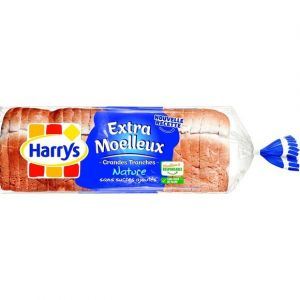 Harry's Extra Moelleux nature 750g