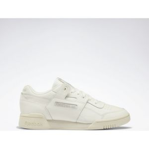 Reebok Chaussures Classic Workout Lo Plus blanc - Taille 36,37,38,39,40,41,42,35,40 1/2,42 1/2,35 1/2,37 1/2,38 1/2