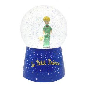 Trousselier Veilleuse boule à neige musicale Le Petit Prince