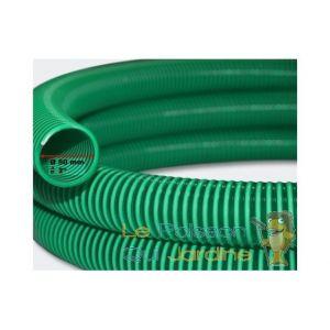25 mètres tuyau 50 mm PVC résistant vert et lisse pour bassin - AQUA OCCAZ
