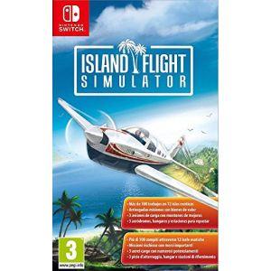 Island Flight Simulator sur Switch
