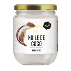Nu3 Huile de coco bio kokosolie