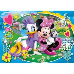 Image de Clementoni Minnie Mouse - Puzzle 104 pièces Xxl