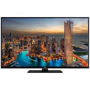 "Hitachi 55HK6000 Noir - Téléviseur LED 4K 55"" (140 cm) 16/9 - 3840 x 2160 pixels - HDR - Ultra HD - Wi-Fi - Bluetooth - 1200 Hz"