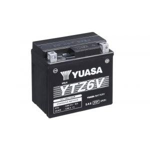 Yuasa Batterie YTZ6V 12V 5Ah