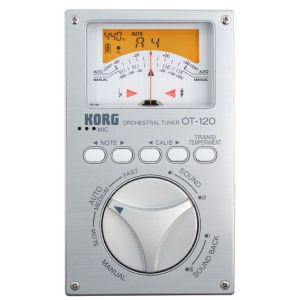 Korg OT-120 - accordeur chromatique d orche