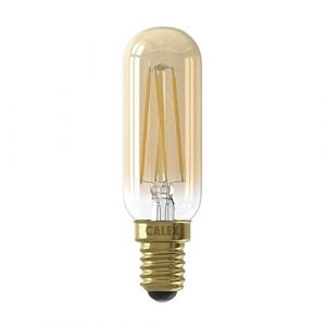 Calex Led Filament Tube Lamp. Ampoule Led Dimmerable Tubulaire 240v 3,5w 2100k e14. 270 Lumen. 15.000 Heures. 85 x 25mm.