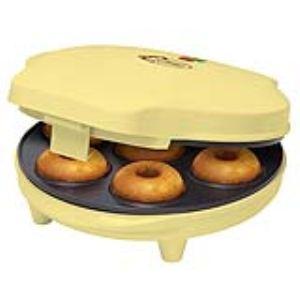 Bestron adm218sd - Appareil à donuts pour 7 pièces