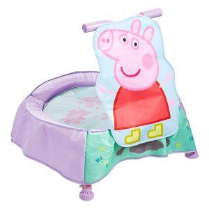 Worlds Apart Trampoline Peppa Pig
