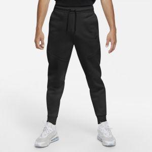 Nike Pantalon de jogging Tech Fleece pour Homme - Noir - Taille S - Male