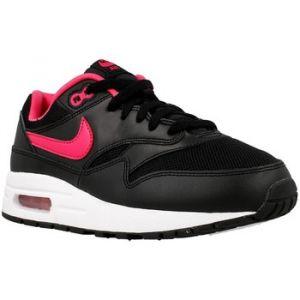 Nike Air Max 1 807605 006 Gs Black pink white