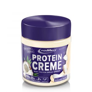 IronMaxx Protein Creme 250 g White Chocolate Coconut