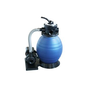 VIVA POOL Groupe de filtration 3,5 m3/h