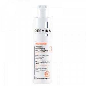 Dermina Sensi-Blanc - Tonique hydratant éclaircissant PNM