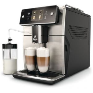 Saeco SM7683/00 - Expresso broyeur Xelsis