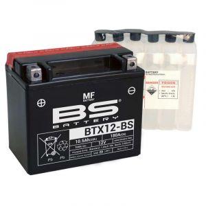 BS Battery Batterie BTX12-BS 12V 10Ah
