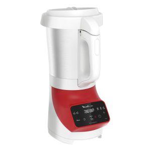 Moulinex Blender chauffant SOUP & PLUS LM924500 ROUGE 2L