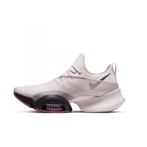 Nike Chaussures de fitness/cross training Air Zoom SuperRep Rose - Taille 40,5