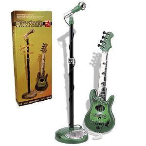 Reig Musicales 810 - Guitare et microphone métallisé UltraSonic