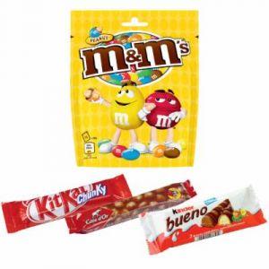 Kinder Bueno Barre chocolatée - 30 paquets