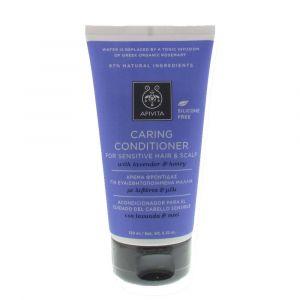 Apivita Après-shampoing cuir chevelus sensibles